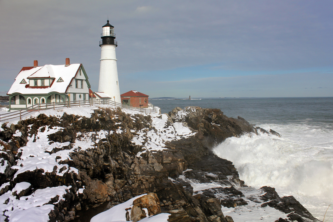 Incredible Lighthouses From Portsmouth To Portland Off Season Tour Download Free Architecture Designs Scobabritishbridgeorg
